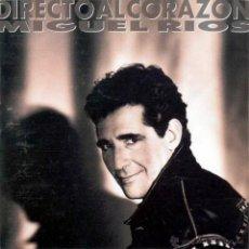 CDs de Música: MIGUEL RIOS - DIRECTO AL CORAZON - CD. Lote 46071223