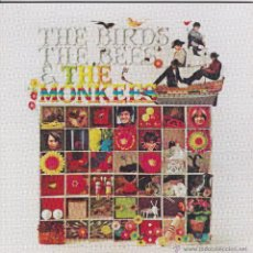 CDs de Música: MONKEES, THE - THE BIRDS, THE BEES & THE MONKEES - CD. Lote 46073363