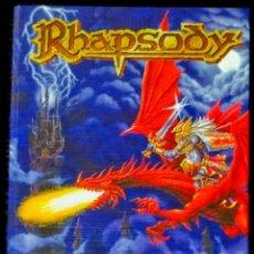 CDs de Música: RHAPSODY SYMPHONY OF ENCHANTED LANDS BOX. Lote 46094933