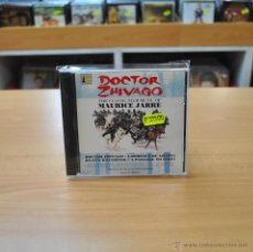 CDs de Música: DOCTOR ZHIVAGO - THE CLASSIC FILM MUSIC OF MAURICE JARRE - BSO - CD. Lote 46096811