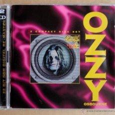 CDs de Música: OZZY OSBOURNE - LIVE & LOUD (2 CD) REMASTERIZADO. Lote 46100001