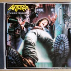 CDs de Música: ANTHRAX - SPREADING THE DISEASE (CD). Lote 46100201