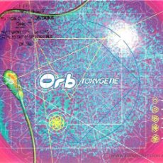 CDs de Música: DOBLE CD ORB : TOYGENE 8 TRACKS . Lote 46105546