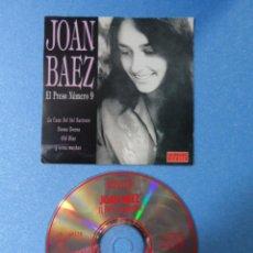 CDs de Música: AA - JOAN BAEZ EL PRESO NUMERO NUEVE CD AÑO 1994. Lote 46113587
