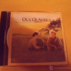 CDs de Música: MEMORIAS DE AFRICA. Lote 46136004