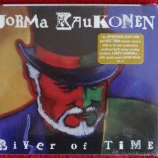 CDs de Música: JORMA KAUKNEN RIVER F TIME CD NUEVO A ESTRENAR PRECINTADO. Lote 46136826