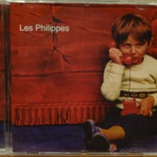 CDs de Música: LES PHILIPPES. MISMO TÍTULO. 1999 - 5 TEMAS. MUY RARO. CALIDAD LUJO.. Lote 46194035