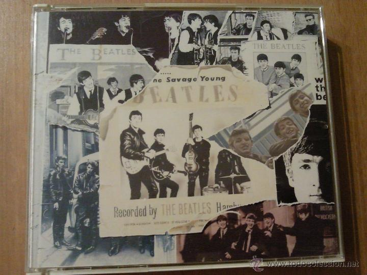 THE BEATLES ANTHOLOGY 1 2XCD CAJA LIBRETO EXTENSO