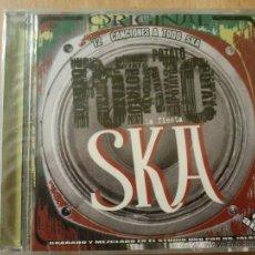CDs de Música: POTATO LA FIESTA SKA CD PRECINTADO¡¡. Lote 46238450