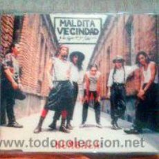 CDs de Música: MALDITA VECINDAD Y LOS HIJOS DEL 5TO. PATIO - KUMBALA+2 (CD, SINGLE, CAR) (ARIOLA)	74321 14743 2. Lote 46238624