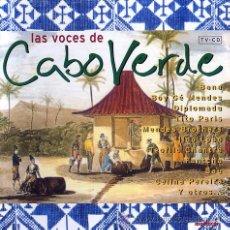 CDs de Música: VARIOS - LAS VOCES DE CABO VERDE - CD (2000) INTÉRPRETES DE ''MORNA''. Lote 46241877