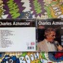 CDs de Música: CHARLES AZNAVOUR - PREFERENCES - CD ALBUM . Lote 46289034
