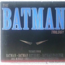 CDs de Música: THE BATMAN TRILOGY....RAREZA. Lote 46290490