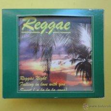 CDs de Música: LA MUSICA EL MEJOR REGALO. REGGAE. SIN ABRIR.. Lote 46295503