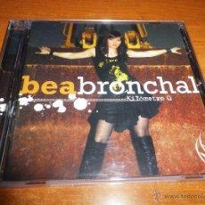 CDs de Música: BEA BRONCHAL KILOMETRO 0 COBARDE REMIX CD ALBUM DEL AÑO 2008 CONTIENE 11 TEMAS. Lote 109195564