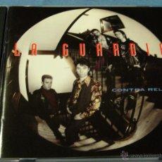 CDs de Música: LA GUARDIA CONTRA RELOJ CD 1993 RAREZA . Lote 46337497