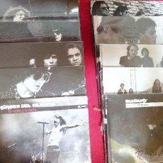 CDs de Música: HEROES DEL SILENCIO - EL PAIS - 10 CDS/DVDS PRECINTADOS - ENVÍO PAQUETERIA ASM 8€. Lote 126913232