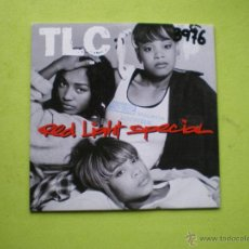 CDs de Música: TLC / RED LIGHT SPECIAL - MY SECRET ENEMY (CD SINGLE 1995). Lote 46380479
