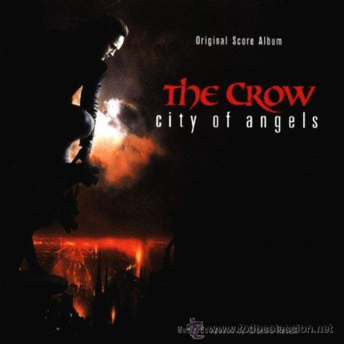 CDs de Música: THE CROW: CITY OF ANGELS / Graeme Revell CD BSO - Foto 1 - 41358862