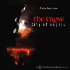 CDs de Música: THE CROW: CITY OF ANGELS / GRAEME REVELL CD BSO. Lote 41358862