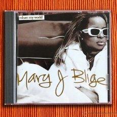 CDs de Música: MARY J BLIGE - SHARE MY WORLD CD ALBUM CONTEMPORARY R&B. Lote 46430432