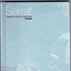 CDs de Música: JOAN MANUEL SERRAT - UTOPÍA. Lote 46431544
