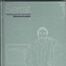 CDs de Música: JOAN MANUEL SERRAT - BIENAVENTURADOS. Lote 46431599