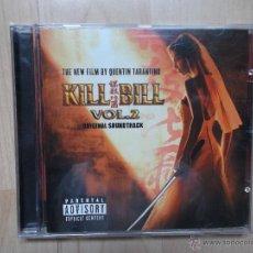 CDs de Música: KILL BILL VOL 2 BSO. Lote 46434838