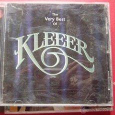 CDs de Música: THE VERY BEST OF KLEEER. 13 TEMAS.. Lote 46448369