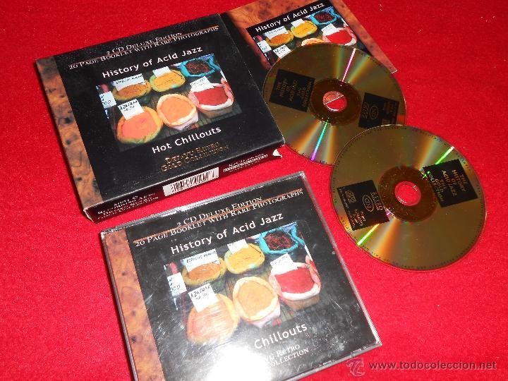 THE HISTORY OF ACID JAZZ The gold Collection 2CD 2000 galliano+james taylor  quartet+esperanto+snowbo