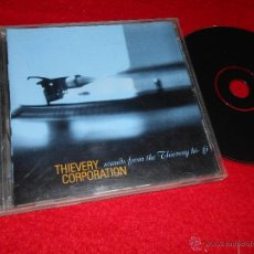 CDs de Música: THIEVERY CORPORATION SOUNDS FROM THE THIEVERY HI FI CD 1996 EIGHTEENTH STREET. Lote 46460363