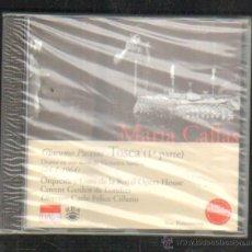 CDs de Música: MARIA CALLAS. GIACOMO PUCCINI. TOSCA. 1ª PARTE. CD-CLASICA-856. Lote 46469878