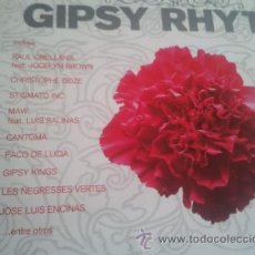 CDs de Música: GIPSY RHYTHM. Lote 46470361