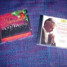 CDs de Música: VILLANCICOS - NAVIDAD - HERBERT VON KARAJAN. Lote 46470965