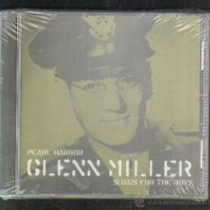 CDs de Música: PEARL HARBOR. GLENN MILLER. SONGS FOR THE BOYS. CD-JAZZ-256,5. Lote 46471684