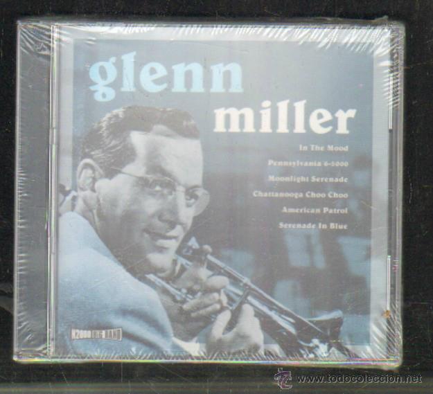 GLENN MILLER. CD-JAZZ-261,5 (Música - CD's Jazz, Blues, Soul y Gospel)