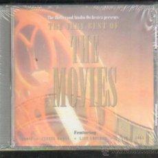 CDs de Música: THE VERY BEST OF THE MOVIES. CD-VARIOS-704,5 . Lote 46485293