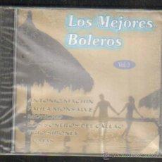 CDs de Música: LOS MEJORES BOLEROS. VOL. 3. CD-VARIOS-716,5. Lote 49777538