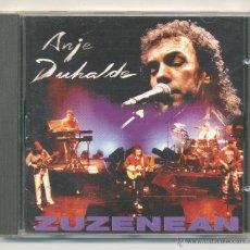 CDs de Música: ZUZENEAN -ANJE DUHALDE- DISCO COMPACTO. AÑO 1993.. Lote 46527399