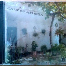 CDs de Música: CANTES AFUERA - CD NUEVO, AÚN PRECINTADO. Lote 46530654