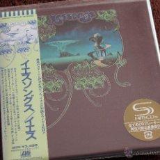 CDs de Música: YES • YESSONGS • MINI LP CD JAPAN. Lote 46540566