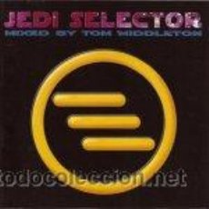 CDs de Música: VARIOUS - JEDI SELECTOR (CD, MIXED) . Lote 46545518