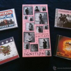 CDs de Música: JEFFERSON AIRPLANE - IGNITION - BOX SET 4CD'S + LIBRETO. Lote 46550269