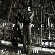 CDs de Música: PRINCE - COME 1958-1993 - CD. Lote 46551356