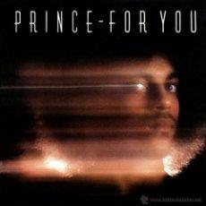 CDs de Música: PRINCE - FOR YOU - CD '1'. Lote 46551527
