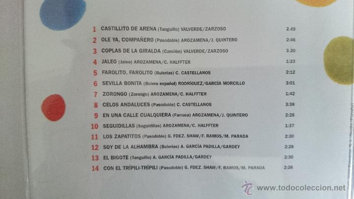 CDs de Música: CD. GRANDES DE LA COPLA. CARMEN SEVILLA - Foto 2 - 47460108