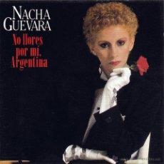 CDs de Música: NACHA GUEVARA - NO LLORES POR MI, ARGENTINA - CD. Lote 46567918