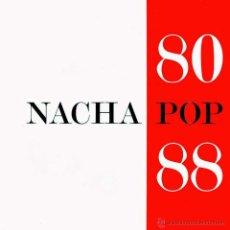 CDs de Música: NACHA POP - 80-88 - CD. Lote 46568019