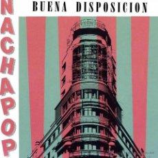 CDs de Música: NACHA POP - BUENA DISPOSICION - CD. Lote 46568271