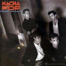 CDs de Música: NACHA POP - DIBUJOS ANIMADOS - CD. Lote 46568286